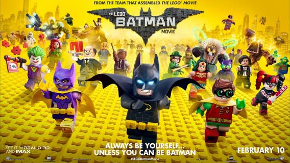 Box Office: LEGO Batman: Film znów najlepszy