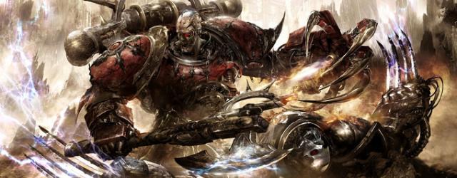 """Dwie dekady z uniwersum """"Warhammer 40.000"""""""