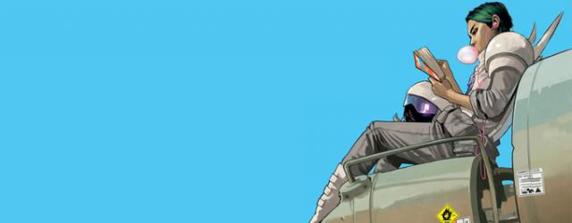 Komiksowe seriale Briana K. Vaughana