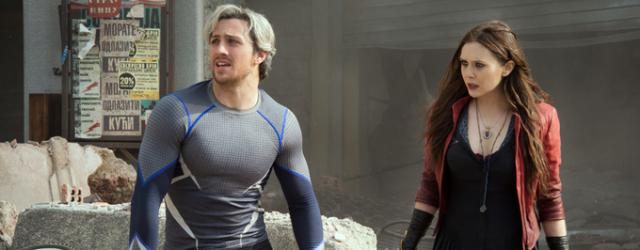 Quicksilver i Scarlet Witch nie są dziećmi Magneto?