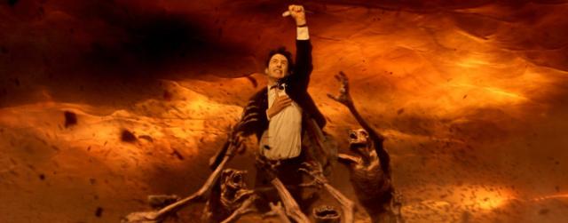 Constantine potwierdzony: J.J. Abrams wyprodukuje serial dla HBO Max. Kto scenarzystą?