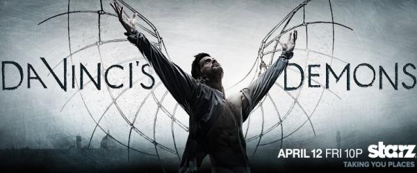 """""""Demony Da Vinci"""" – promocyjne zdjęcia z premiery 3. sezonu"""