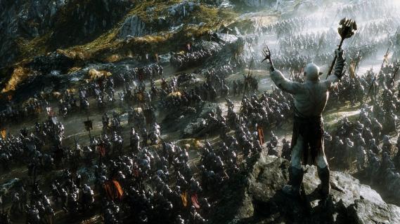 "SPOILER ALERT: ""Hobbit: Bitwa Pięciu Armii"" – recenzja"
