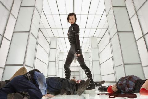 Resident Evil – zło w kinie