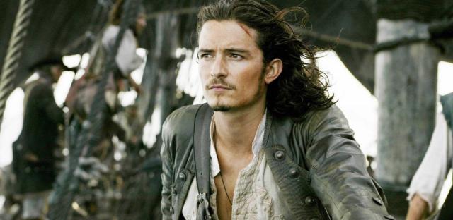 """""""Piraci z Karaibów 5"""" – logo i Orlando Bloom w obsadzie!"""