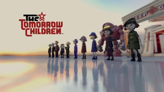 The Tomorrow Children otrzymało premierowy zwiastun