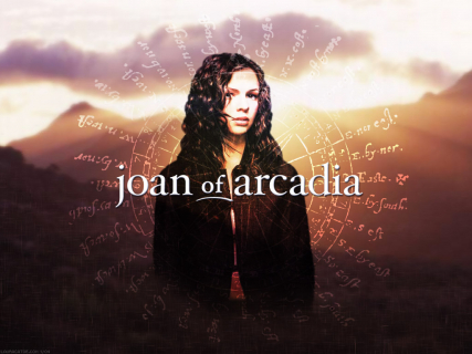 "Bóg mówi, ""Joan z Arkadii"" słucha"