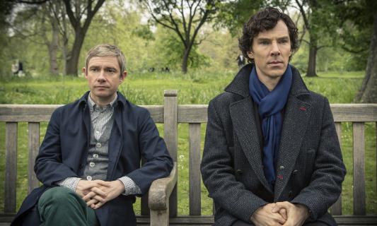 TOP 10: Najlepsze brytyjskie seriale kryminalne