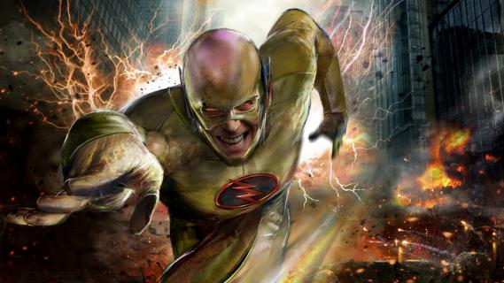 Kim będzie Reverse-Flash w crossoverze Arrowverse? Te zdjęcia zaskakują