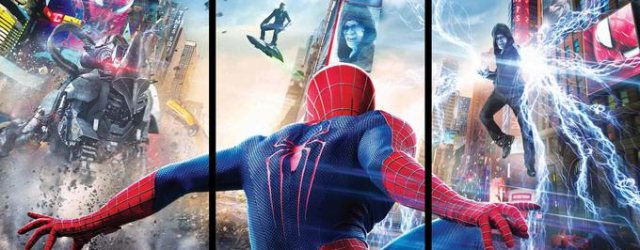 """Niesamowity Spider-Man 2"" DVD – recenzja"