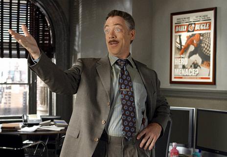 "J.K. Simmons chętnie powróci do uniwersum ""Spider-Mana"""