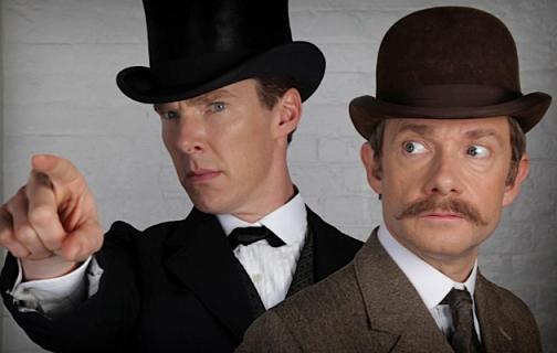 """Odcinek specjalny serialu """"Sherlock"""" – obejrzyj pełny zwiastun"""