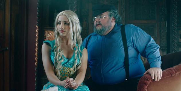 """""""Gra o tron"""": obejrzyj parodię serialu w stylu klipu Taylor Swift"""