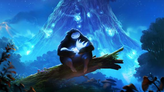 """""""Ori and the Blind Forest"""": Baśń dla sprawnych palców – recenzja"""