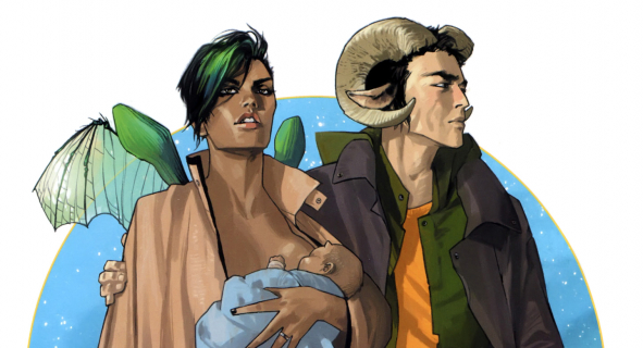 Najpopularniejsze komiksowe rodziny