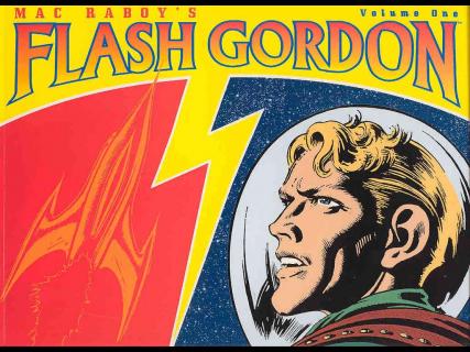 Flash Gordon - grafika z pierwszego komiksu o bohaterze sprzedana za rekordową kwotę
