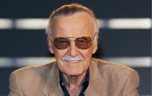 "Stan Lee stworzy brytyjski serial o superbohaterze pt. ""Lucky Man"""