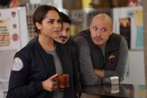 Monica Raymund odchodzi z serialu Chicago Fire. Kto powróci?