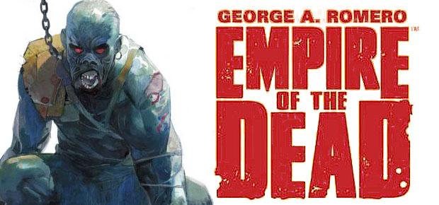 """George Romero opowiada o serialu """"Empire of the Dead"""""""
