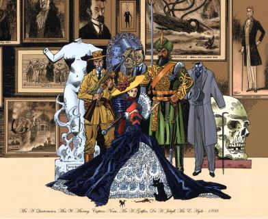 """""""Liga niezwykłych dżentelmenów"""" – będzie nowa adaptacja kultowego komiksu Alana Moore'a"""