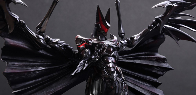 "Figurka Batmana od twórcy ""Final Fantasy"""