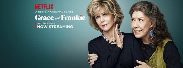 """Burza wokół """"Grace and Frankie"""" Netfliksa z powodu za niskich zarobków kobiet"""