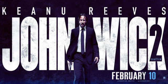 John Wick 2 – recenzja filmu