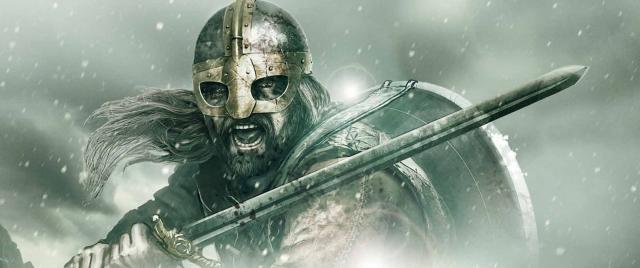 Jak Anglosasi wikingów odkrywali