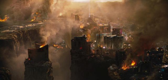 Najlepsze filmy katastroficzne