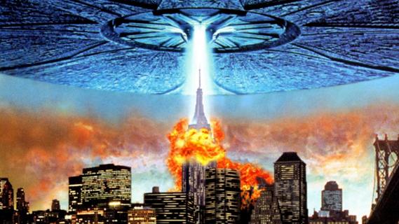 Inwazja kosmitów - filmy i seriale o tematyce ataku na Ziemię