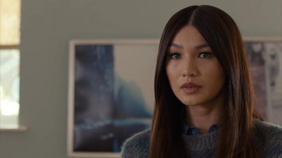 Gemma Chan jaklo czarny charakter w Captain Marvel