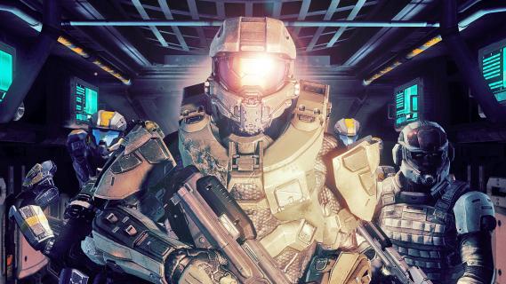 """Serial """"Halo"""" od Stevena Spielberga nie został skasowany"""