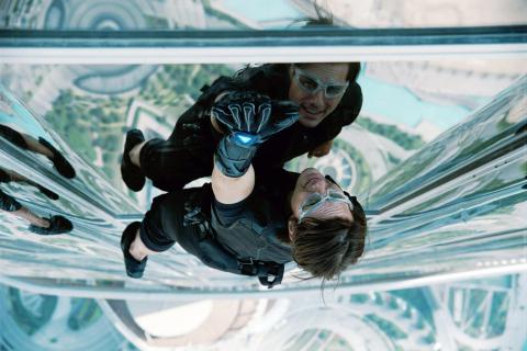 Warto obejrzeć na Showmax: Kolekcja Mission Impossible