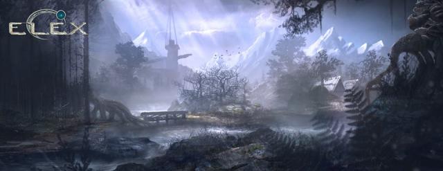 """""""Elex"""": postapokaliptyczny RPG od twórców serii """"Risen"""" i """"Gothic"""""""