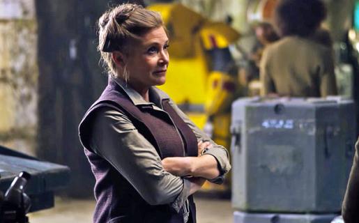 Czy Leia jest Jedi w Przebudzeniu Mocy?