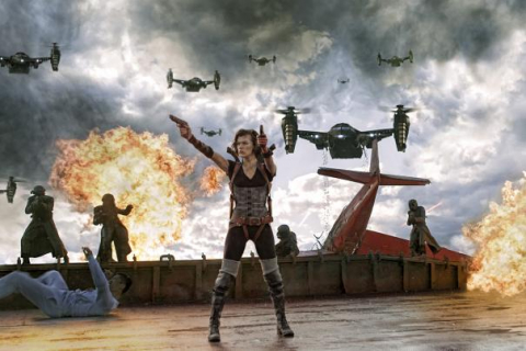 """Rusza produkcja """"Resident Evil: The Final Chapter"""""""