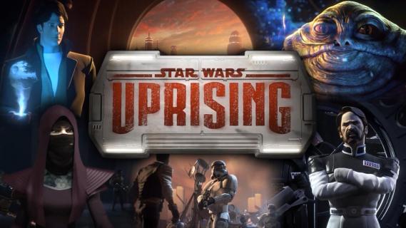 """Zobacz pierwszy materiał z gry """"Star Wars: Uprising"""""""