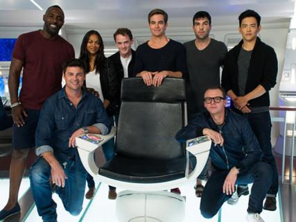 """Idris Elba o swojej roli w filmie """"Star Trek Beyond"""""""