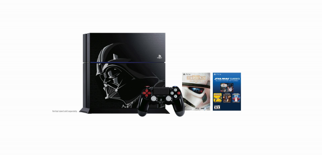 Darth Vader dostanie limitowaną konsolę PlayStation 4