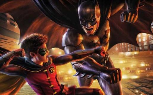 Batman kontra Robin – scena walki z animacji plagiatem? YouTuber oskarża Warner Bros