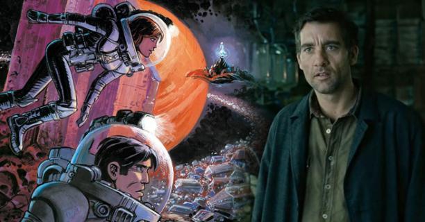 "Clive Owen w filmie science fiction Luca Bessona pt. ""Valerian"""