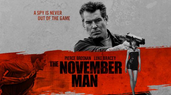 """""""November Man"""" DVD – recenzja"""