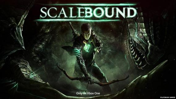 """""""Scalebound"""" z kooperacją. Zobacz pierwszy gameplay"""