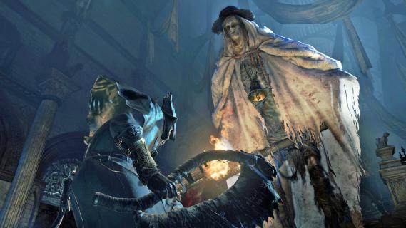 Co z Bloodborne 2? Szef From Software komentuje