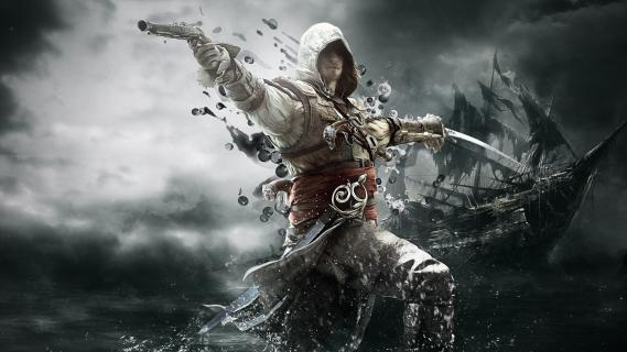 """Assassin's Creed IV: Black Flag"" za darmo na PlayStation 4?"