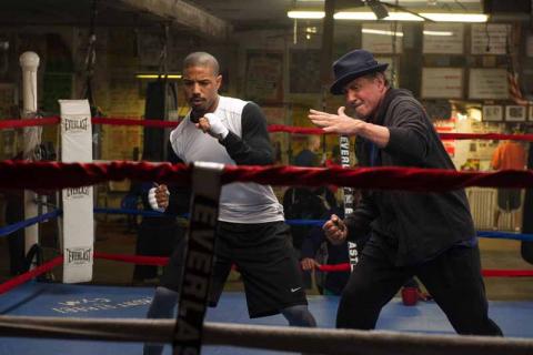 "Spin-off serii ""Rocky"". Nowy zwiastun ""Creed"""