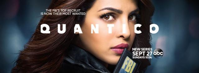"""Dobra oglądalność """"Quantico"""", przeciętny start """"Blood and Oil"""""""