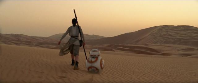 Tożsamość Rey z Gwiezdnych Wojen ujawniona?