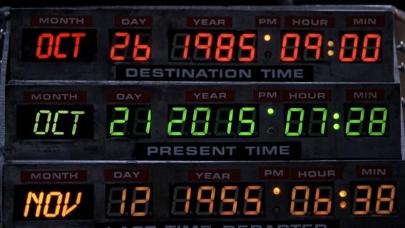 """""""Powrót do przyszłości 2"""" – co się sprawdziło w rzeczywistości?"""