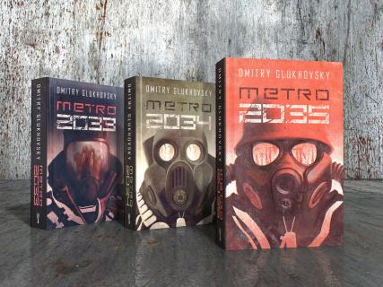 """Glukhovsky: zapowiedź i fragment audio powieści postapo """"Metro 2035"""""""
